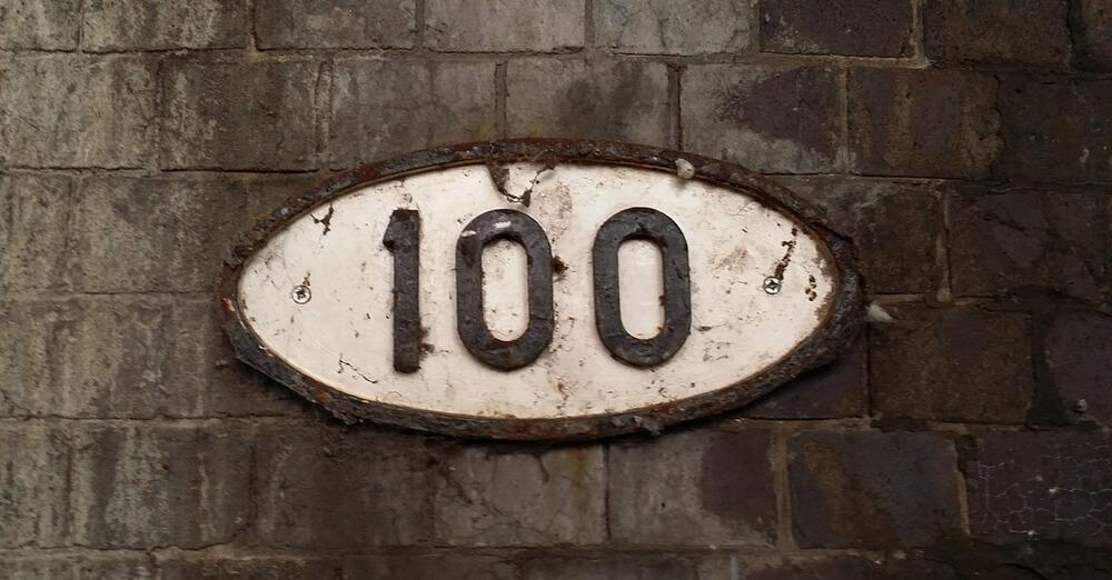 100記事達成!ブログを継続するコツと折れそうな心を支える方法