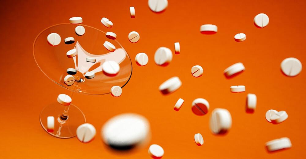 """薬やサプリの""""飲み忘れ""""や""""飲んだか忘れる""""を防止する方法!"""