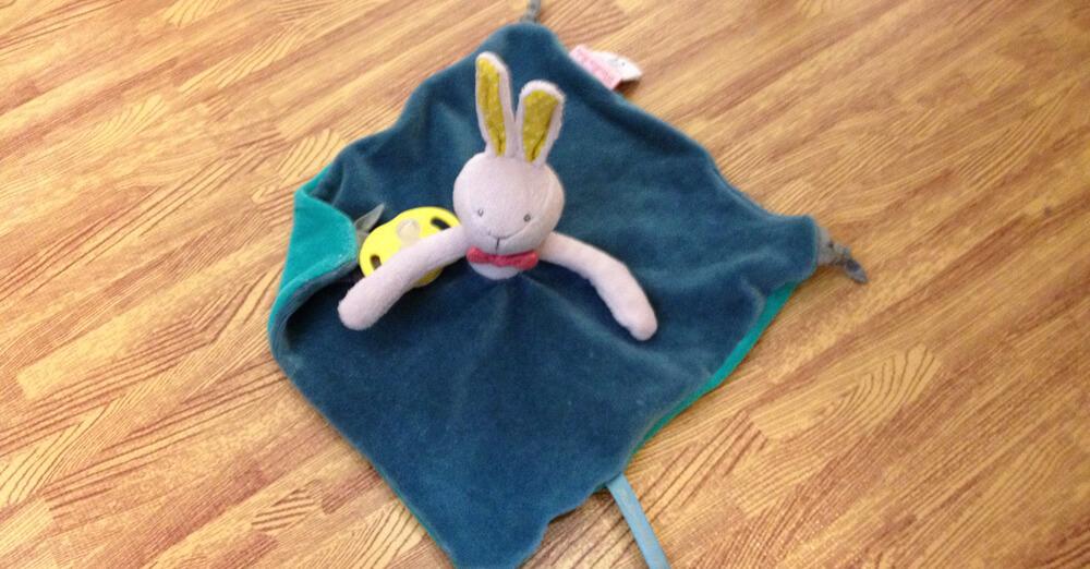 【出産祝い】可愛いボーネルンドのおしゃぶりタオルがおすすめ!